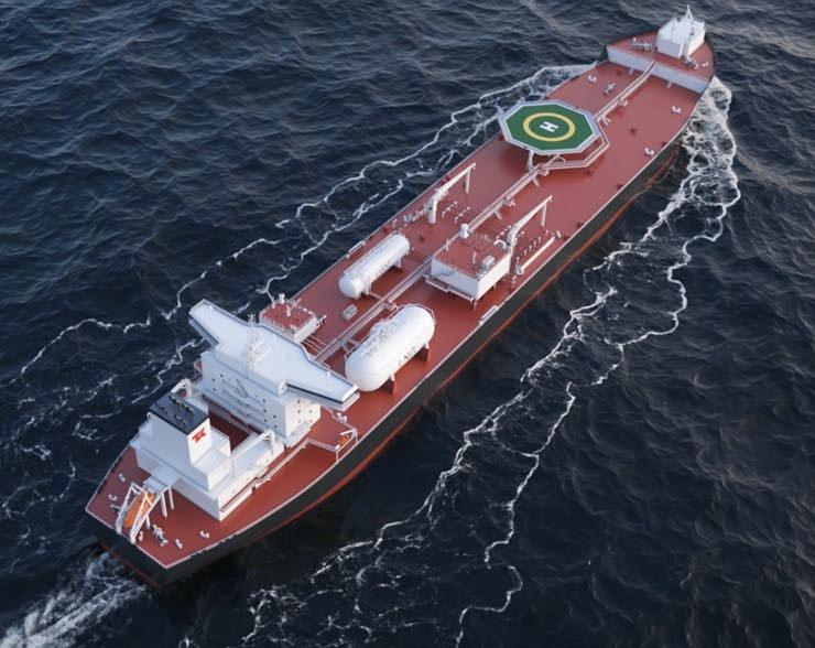 Teekay shuttle tanker carousel