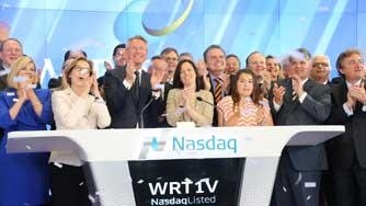 Wärtsilä hosts Nasdaq Opening Bell