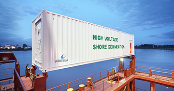 Wärtsilä Shoreconnection