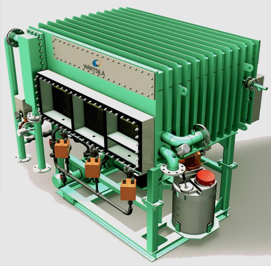 HiTE-evaporator-unit