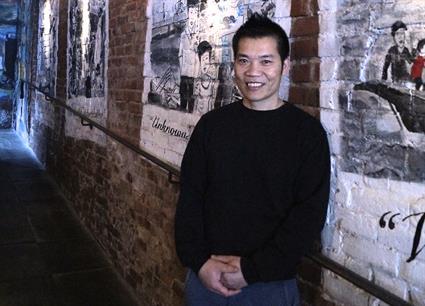 Adam Nguyen.