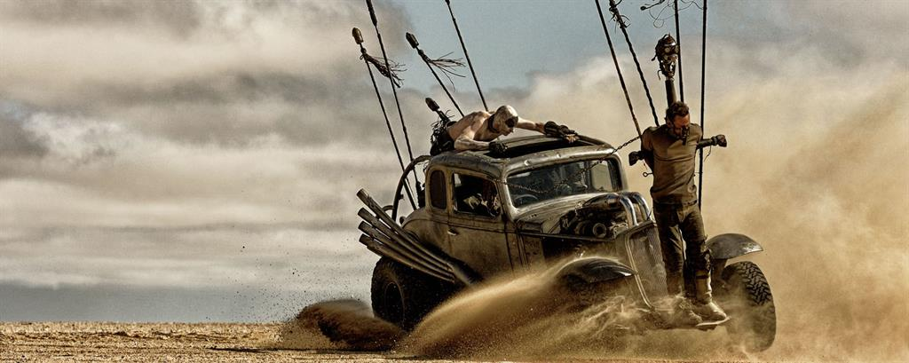 FUEL AS FUEL FOR LITERATURE from spice to Mad Max