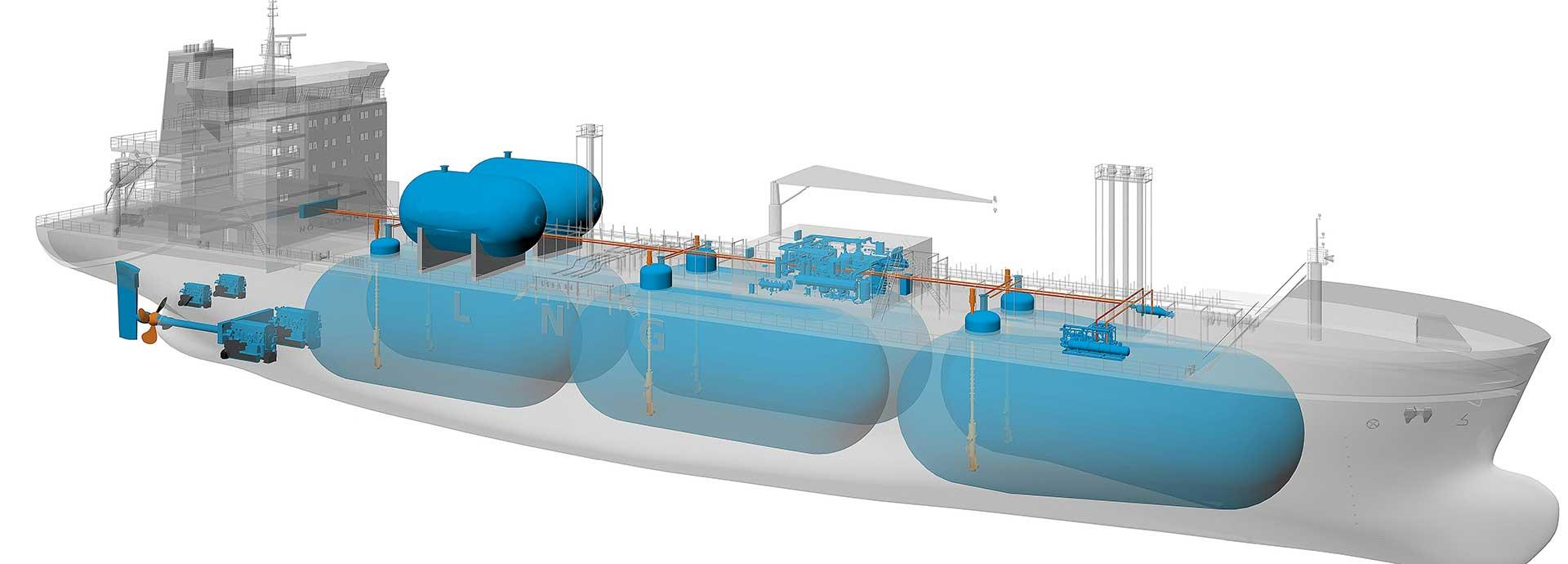 World's first ethane-powered marine vessels