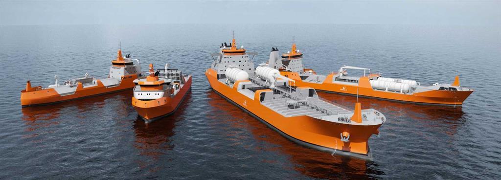 Boil-Off Gas handling onboard LNG fuelled ships master