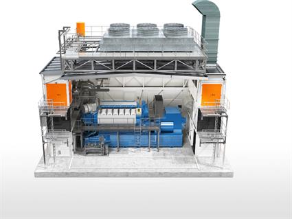 Towards higher efficiencies with Wartsila Modular Block3