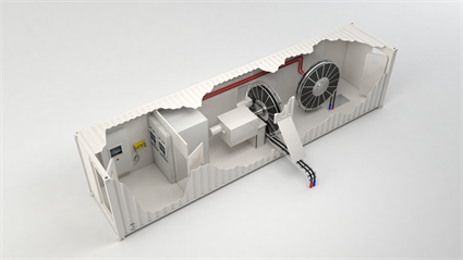 Wartsila engineers offer technical solutions for cold ironing5