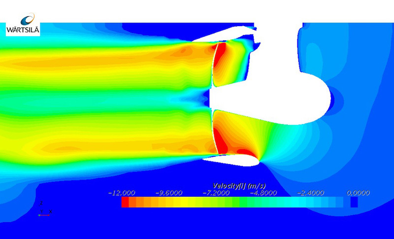 Wartsilas new retractable thruster is an improvement across all parameters2