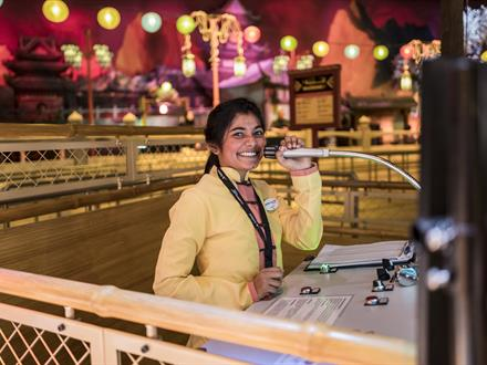 DXB entertainments in Dubai