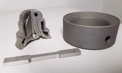 3D metal printing wizardry in Finland2
