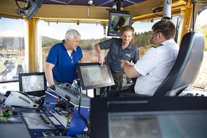 Auto-docking ferry successfully tested in Norway4