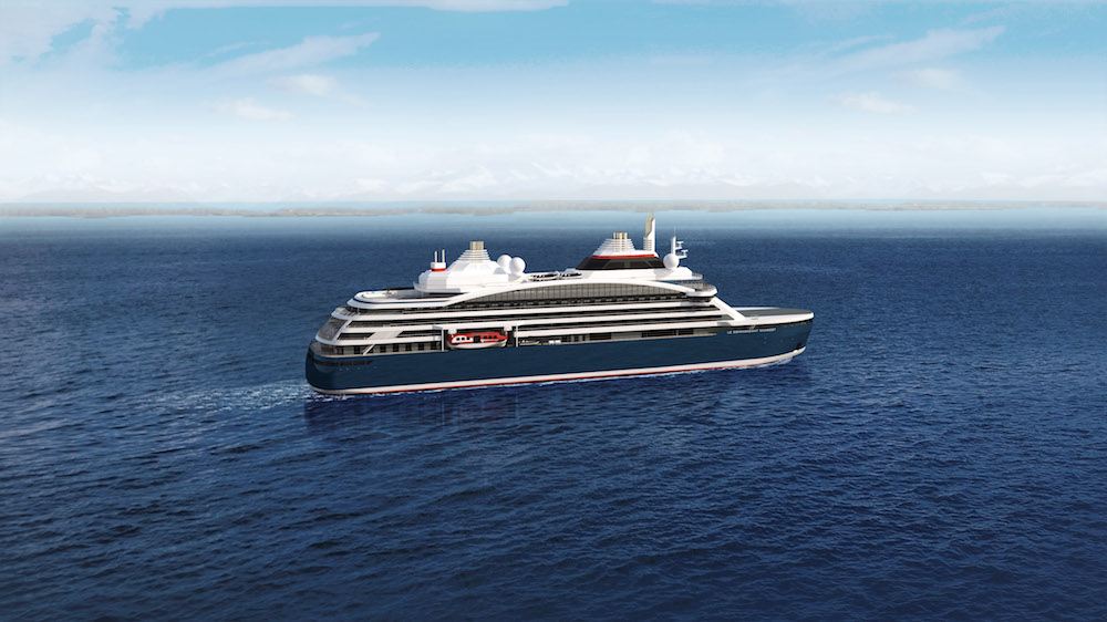 Cruise ships herald the age of LNG fuel2