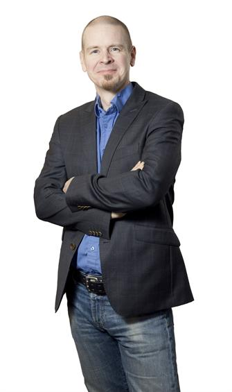 Tero Hottinen, General Manager, Business Innovation