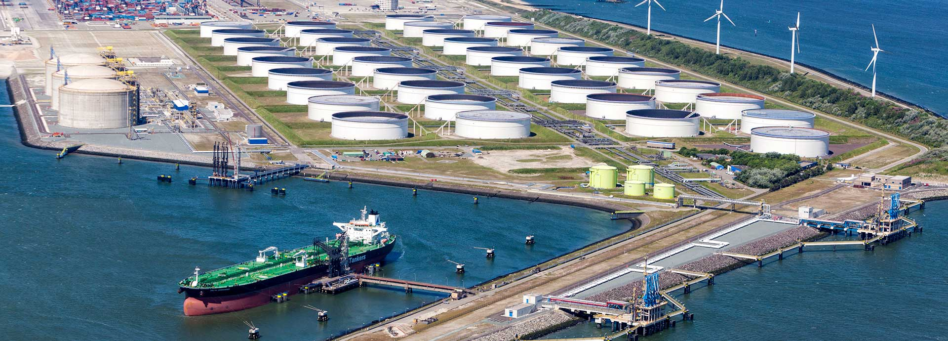 LNG a future fuel for the maritime industry