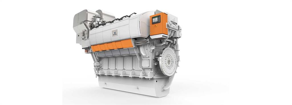 Wärtsilä 31 engine lays claim to one – the world's most efficient 4-stroke diesel engine.