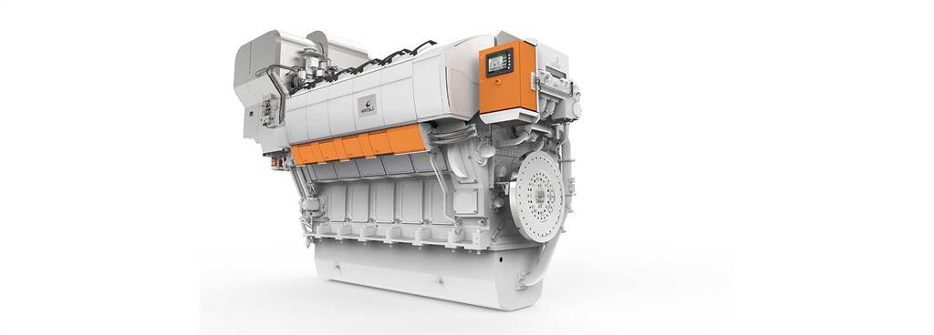Wärtsilä 31 engine lays claim to one – the world's most efficient 4-stroke diesel engine.