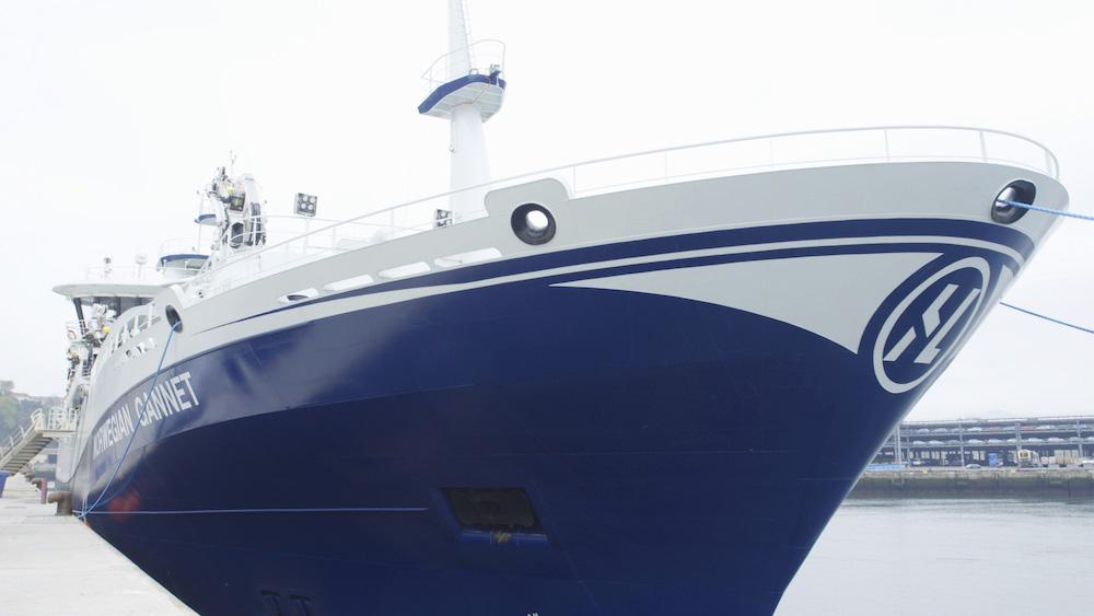 Propulsion Control on the Norwegian Gannet2