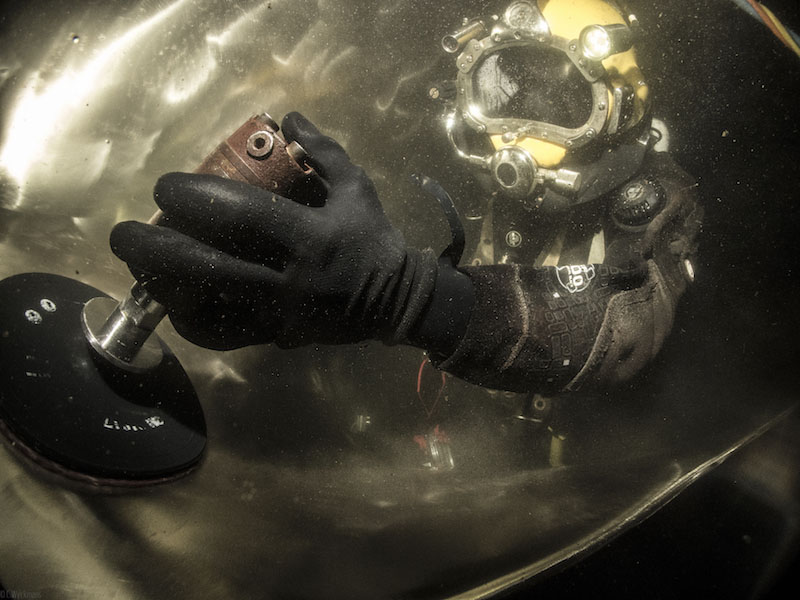 Save time with underwater repair and maintenance3