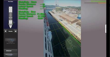 SmartQuay solution faster, safer docking1
