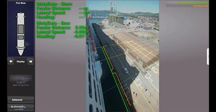 SmartQuay solution faster, safer docking2
