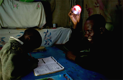 Using gravity to light up Sub-Saharan Africa2