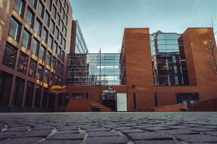 Wärtsilä's new smart office is unique and cutting-edge1