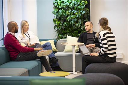 Wärtsilä's new smart office is unique and cutting-edge3