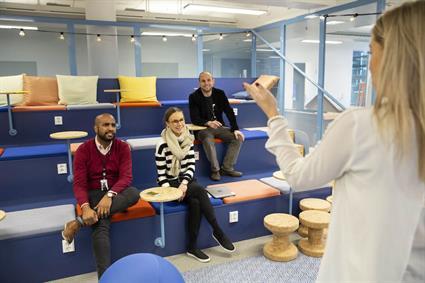 Wärtsilä's new smart office is unique and cutting-edge4_1