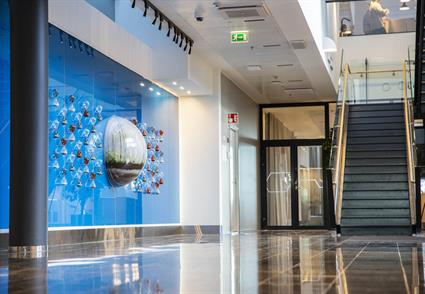 Wartsila's new smart office is unique and cutting-edge5