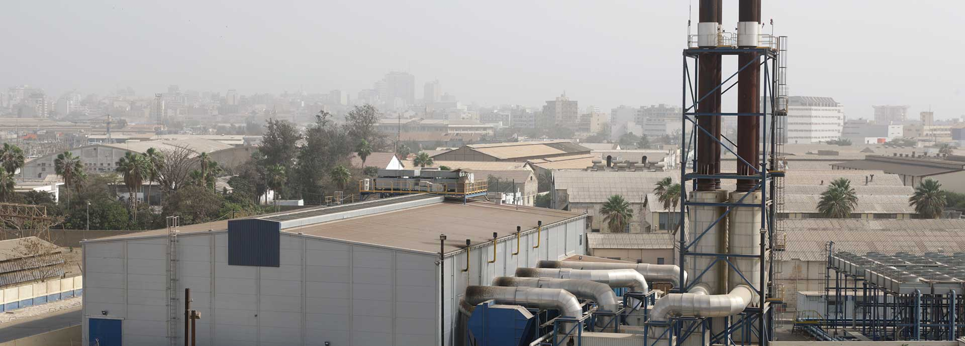 Bringing power plants back to life in West Africa