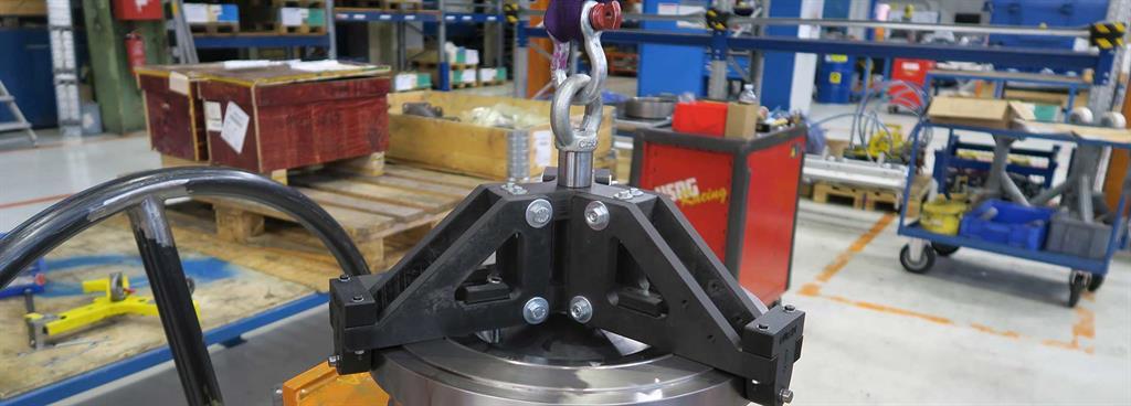 3D printed lifting tool