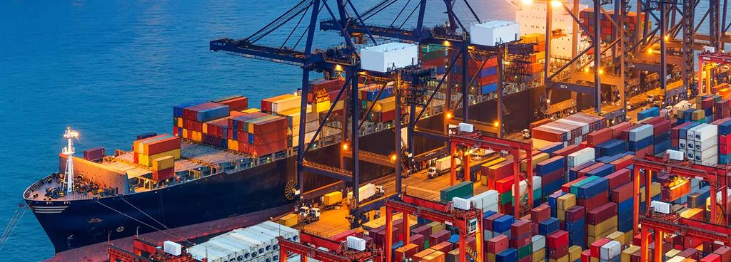 Container shipping sails into a future driven by technology