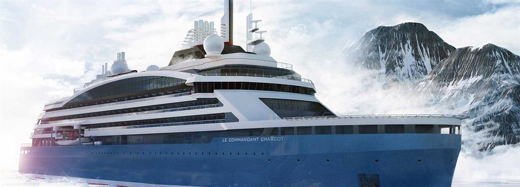 Cruise ships herald the age of LNG fuel