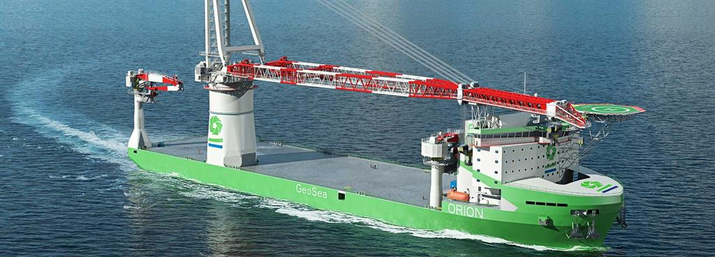 DEME-d fit for dredging up the future