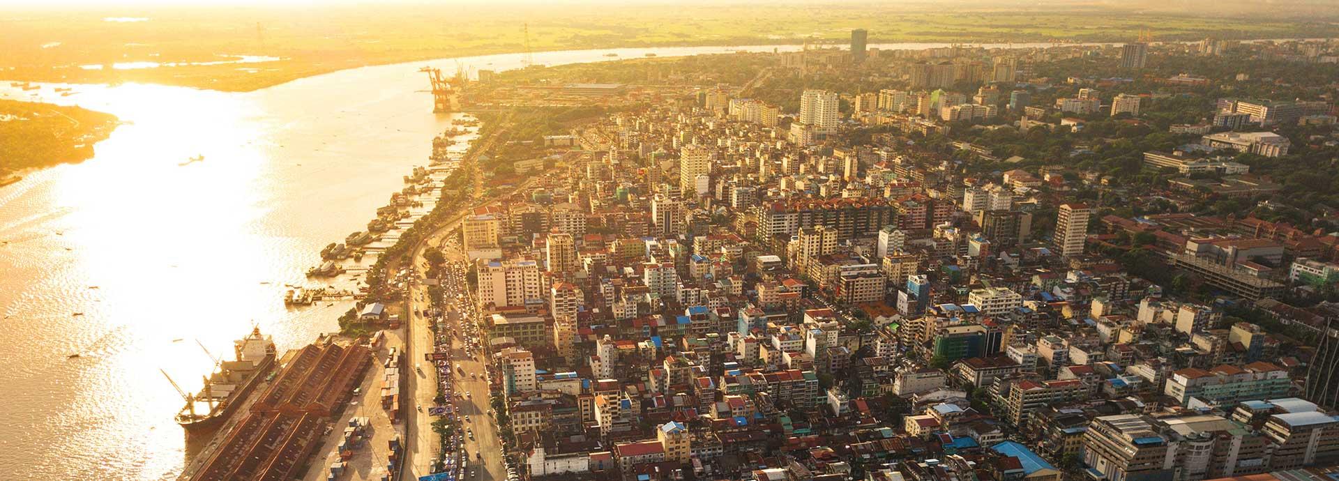 Energising Myanmar's industrial zones