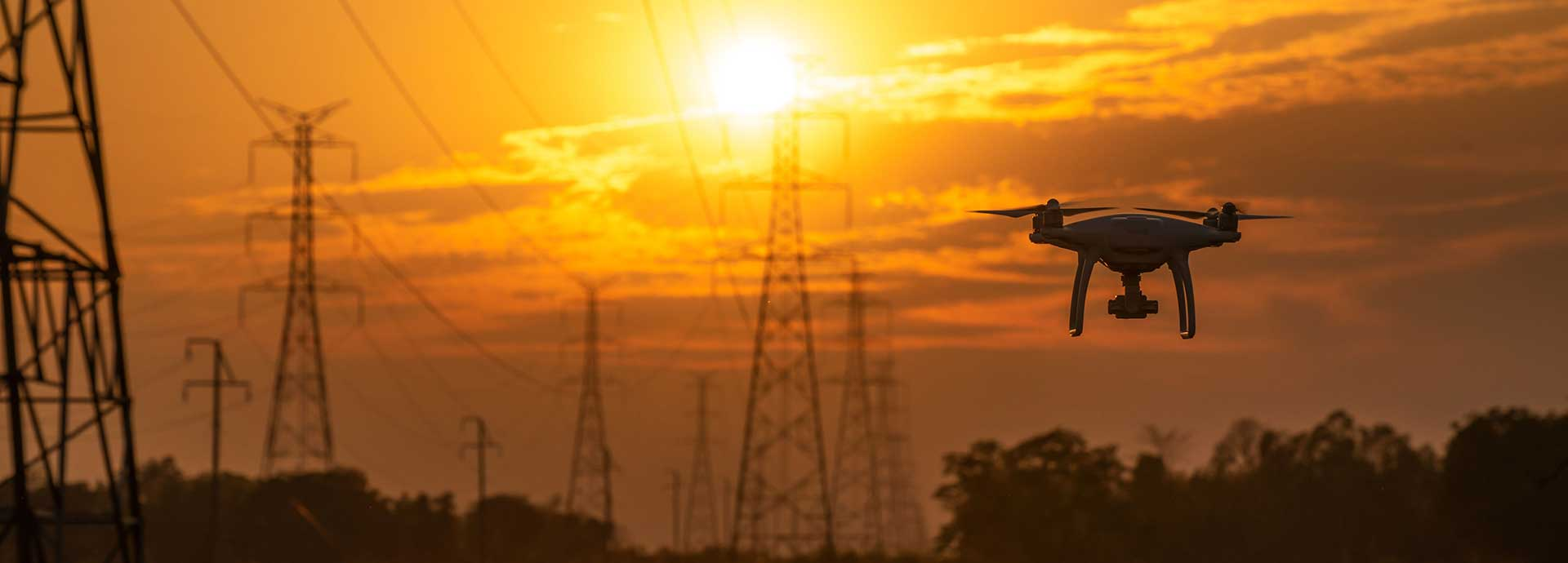 Eye in the sky Drones for more efficient power plant deliveries