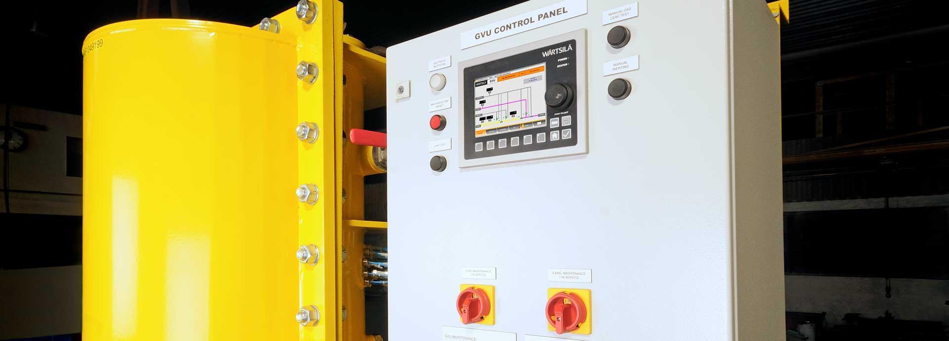 Gas Valve Unit