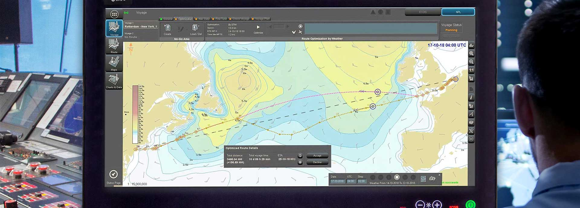 Getting smart with navigation