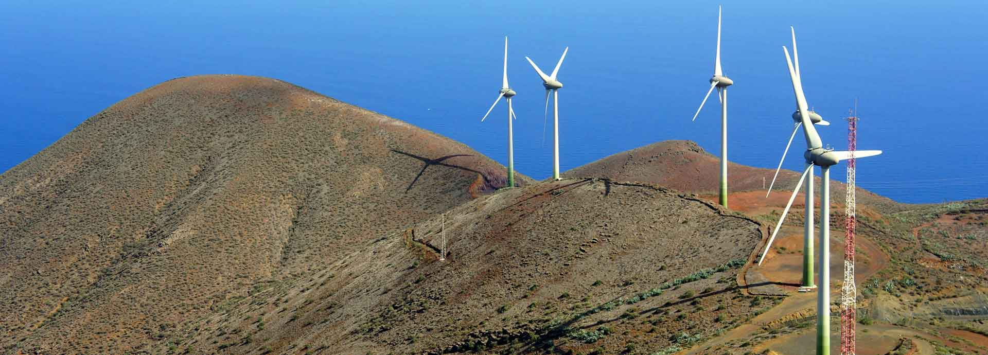 Green Innovation Islands adopting renewables