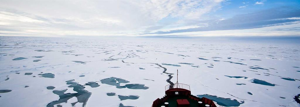 Hybrid on ice