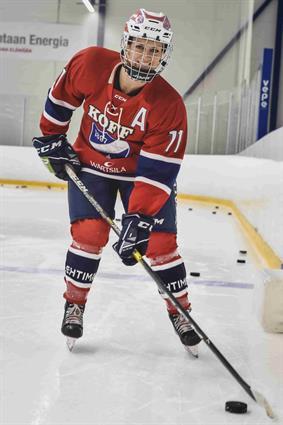 Mia Heikuri's heart beats for hockey and HIFK_4