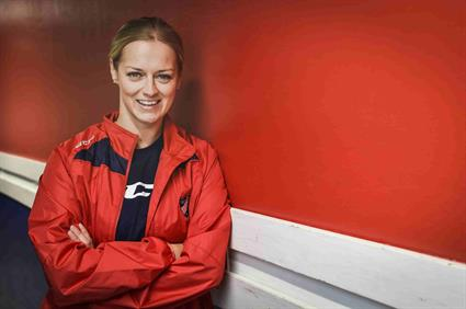Mia Heikuri's heart beats for hockey and HIFK