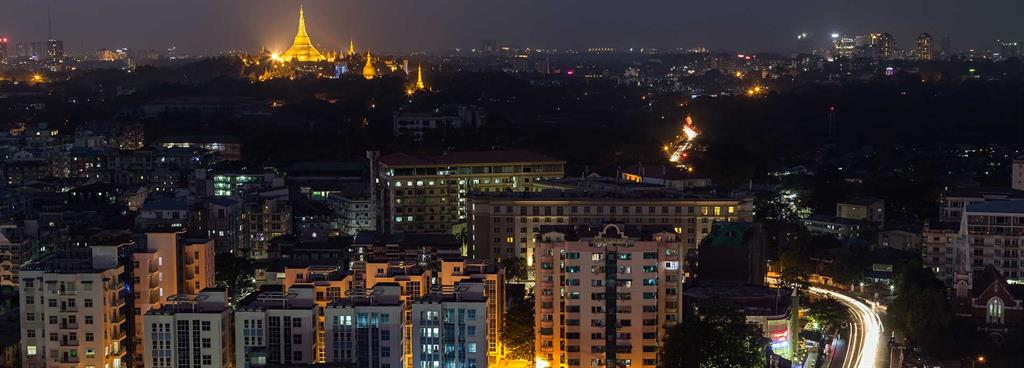 Myanmar in new light