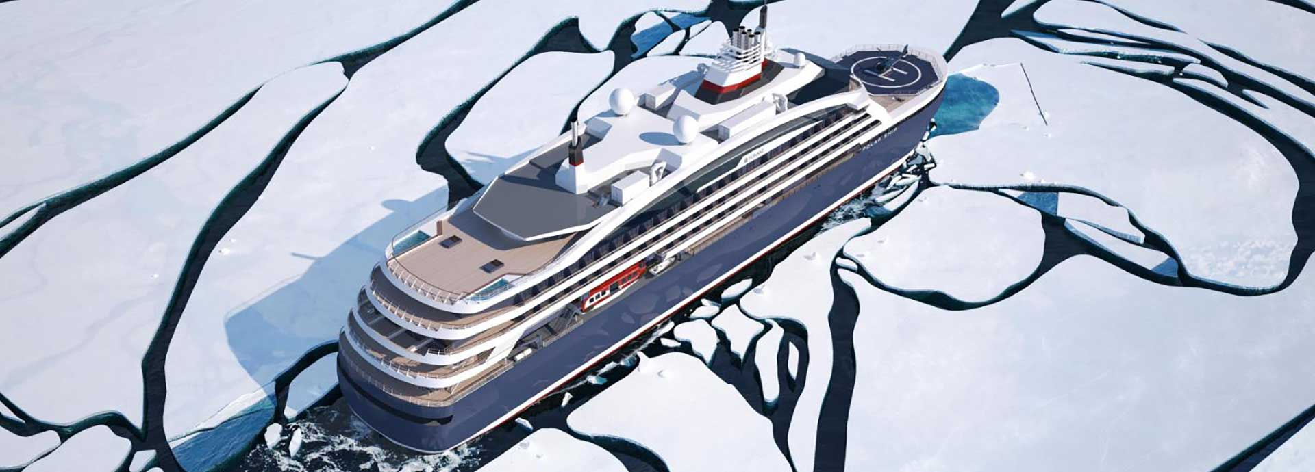 New era in Arctic cruises