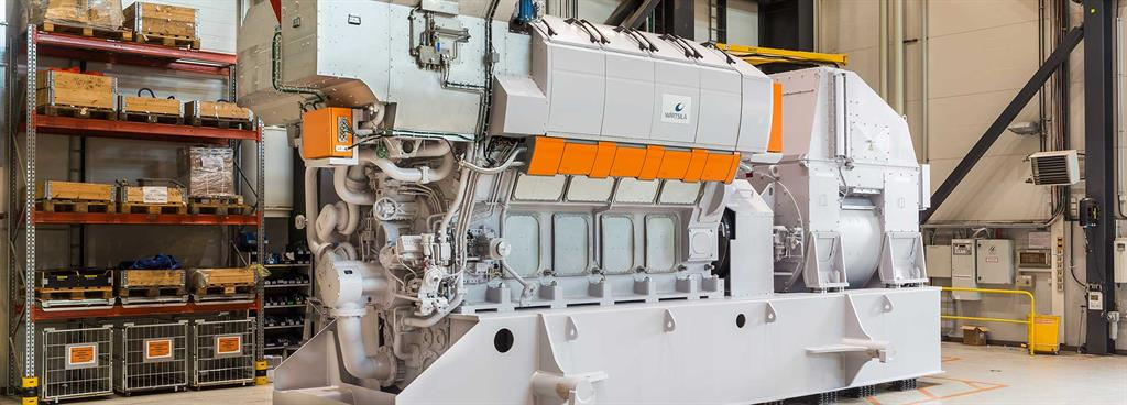 UNIC automation system enables Wärtsilä 31 performance