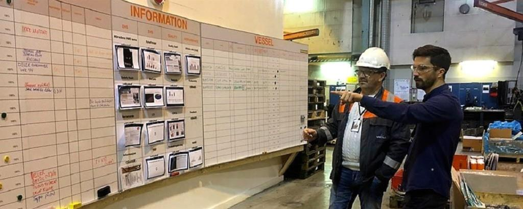 Operational Excellence Wartsila Norway