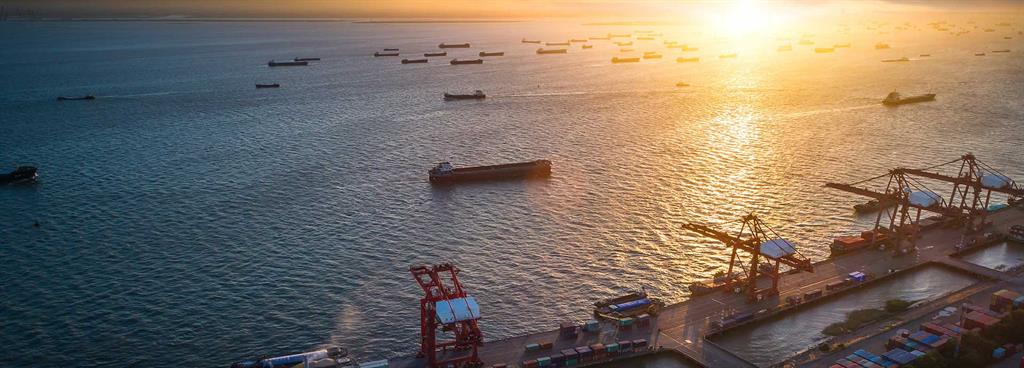 Ports face challenging calculations in combatting sea-level rise