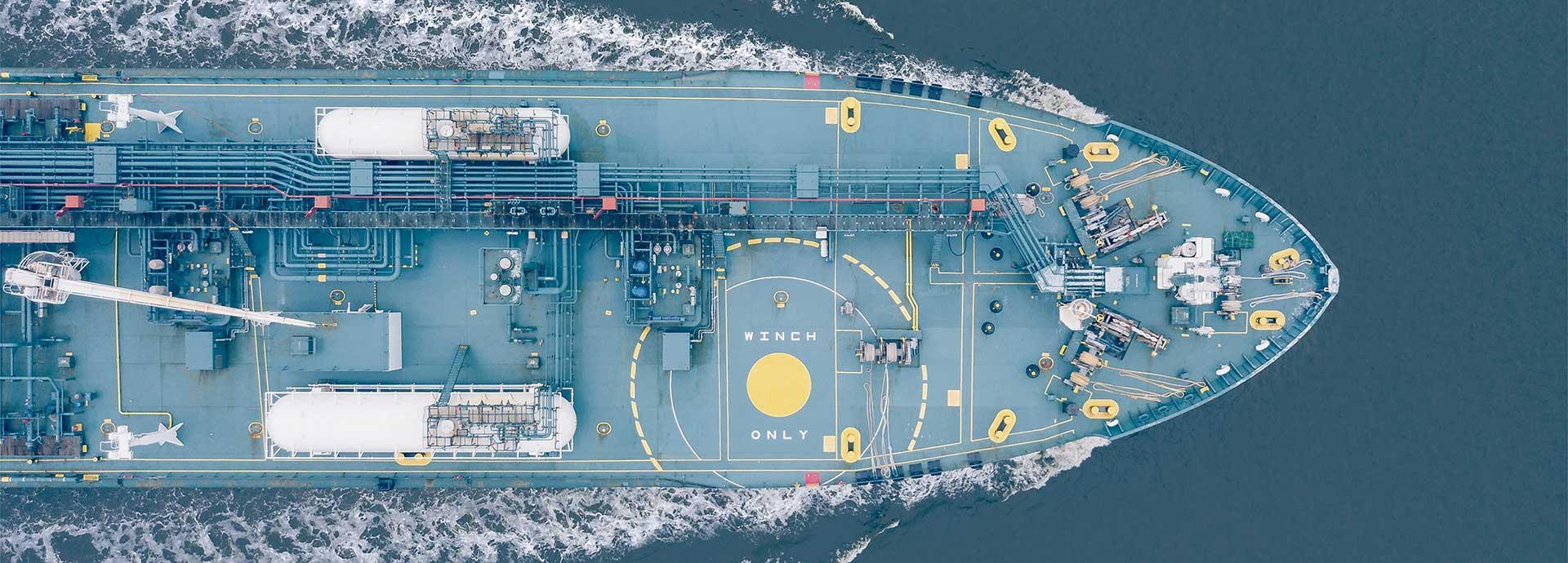 Poseidon Principles use finance to take on global emissions