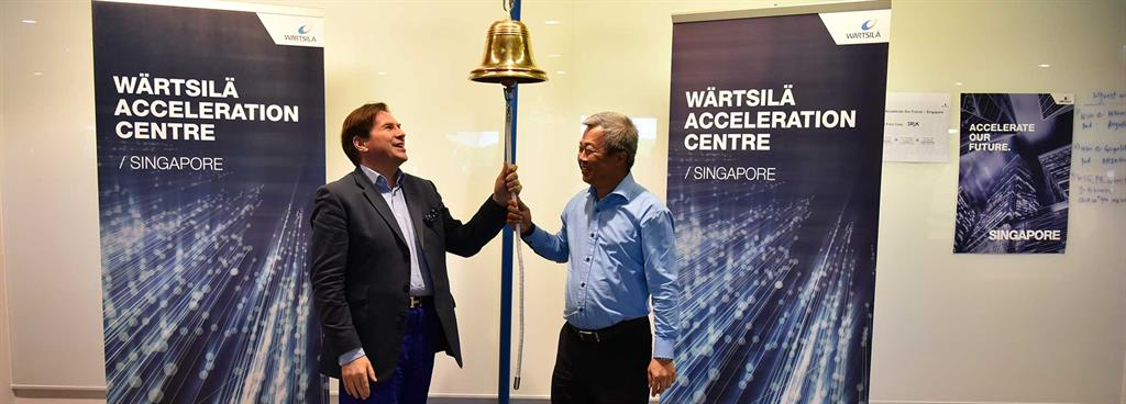Singapore Acceleration Centre The birthplace of innovation