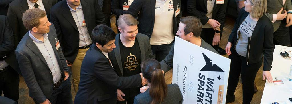 SparkUp Challenge invites start-ups to innovate and co-create together with Wärtsilä