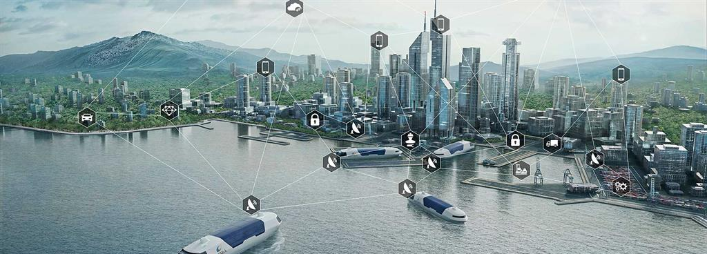 The business case for building a smart marine ecosystem